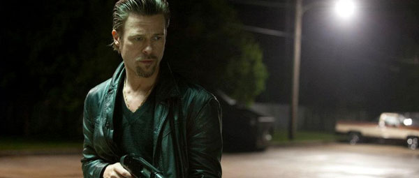 Killing Them Softly: Brad Pitt als coole hitman...