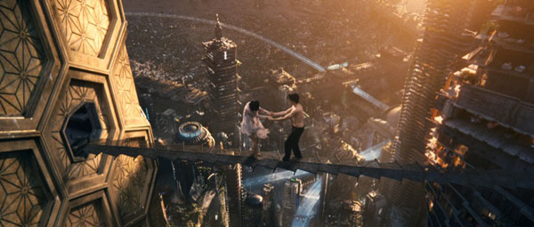 Cloud Atlas: koorddansen in Neo Seoul