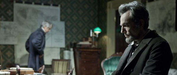 Lincoln: David Strathairn en Daniel Day-Lewis