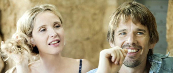 Before Midnight: Julie Delpy en Ethan Hawke wederom en veelvuldig in gesprek...