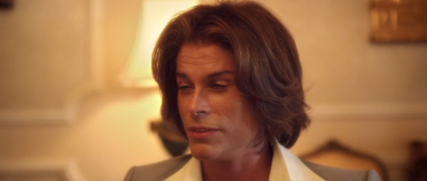 Behind the Candelabra: ja, dit is Rob Lowe...