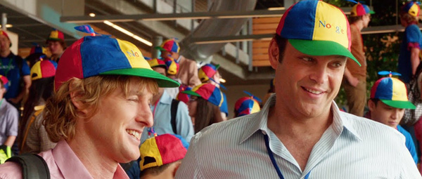 The Internship: Wilson en Vaughn als 'Nooglers'...