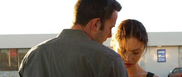 To the Wonder: Affleck en Kurylenko zoekende in de liefde...