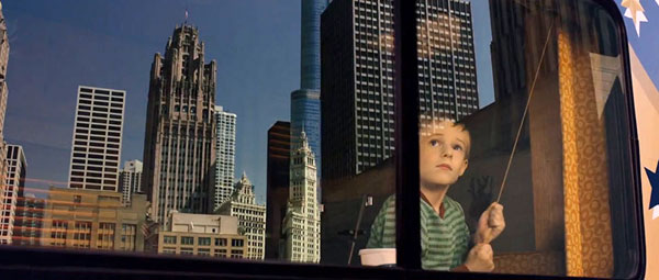 The Young and Prodigious T.S. Spivet: via het grote Chicago naar Washington...