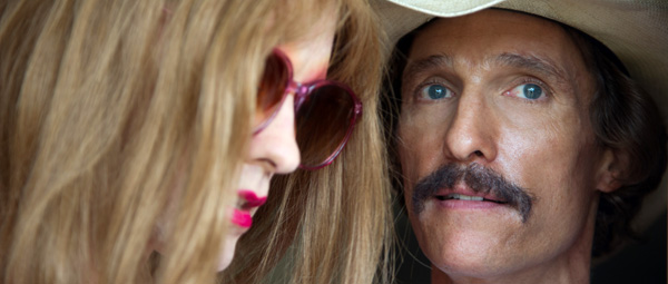 Dallas Buyers Club: een vrijwel onherkenbare Jared Leto en cowboy McConaughey