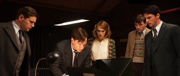 The Imitation Game: cracking the code...