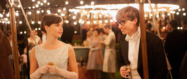 The Theory of Everything: het échte onderwerp van de film...