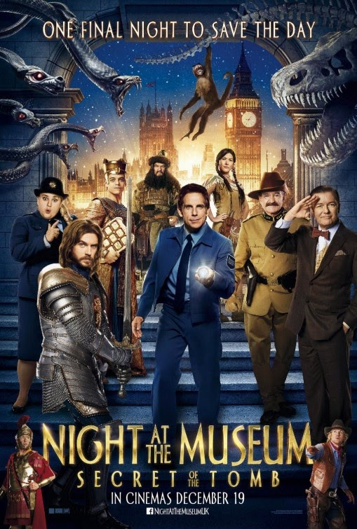 Night at the Museum: Secret of the Tomb recensie