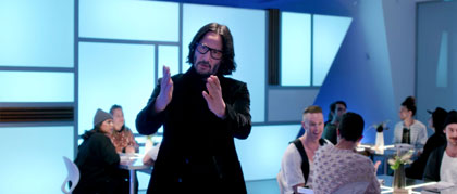 Always Be My Maybe-recensie: lekker corny, maar ook hilarisch qua rap-songs én 'douchebag' Keanu Reeves...